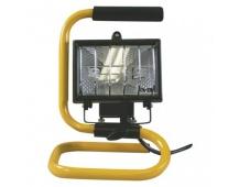 Halogenový reflektor 150W černý s držákem