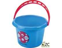 Dětský kyblík plastový modrý Stocker
