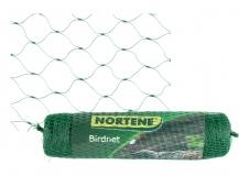 Síť proti ptákům, zelená, 4x10m,18x18mm