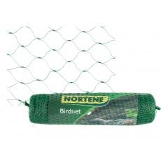 Síť proti ptákům,  zelená,  4x10m, 18x18mm