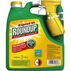 Roundup Expres 6h - 3 l rozprašovač EVERGREEN