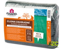 Clona zahradní 45% Rosteto - 5 x 1 m zelená