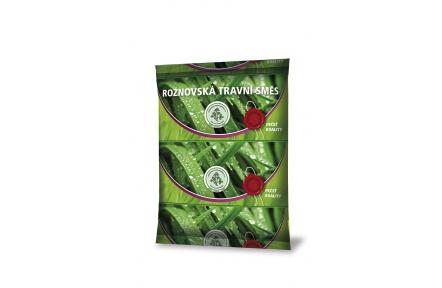 Univerzální 0,5kg Rožnovká trávní směs