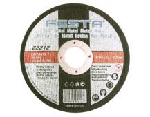 Kotouč řezný kov 125x1. 2x22. 2 FESTA