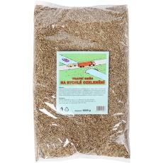 Travní směs Rosteto - Rychlé ozelenění 1 kg