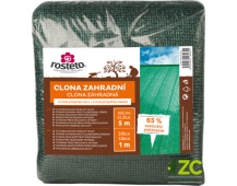 Clona zahradní 65% Rosteto - 5 x 1 m zelená