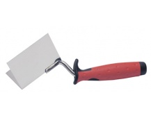Lžíce rohová FESTA gum. ručka 80x60x60mm