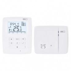 Pokojový termostat s komunikací OpenTherm, bezdrátový, P5611OT