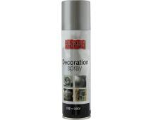 Dekorace - barva stříbrná sprej 150 ml