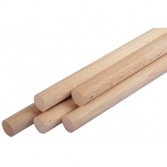 Hůlka hladká 21x800mm 3230390
