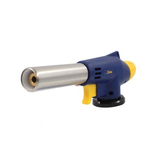 Hořák plynový Ř 20mm s piezo zapalováním 1300*C 80g/h 1,1kW bajonetové připoj keramická ochrana