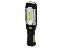 COB LED + LED nabíjecí prac. svítilna P4518, 380 lm,2500 mAh