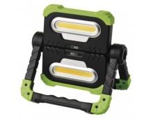 COB LED nabíjecí pracovní reflektor P4536, 2000 lm, 8000 mAh