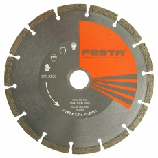 Kotouč diamantový FESTA segment 150mm