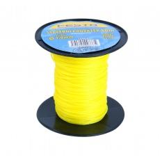 Provázek zednický FESTA 1mm 50m žlutý