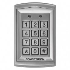 Kódová klávesnice DH16A-10T, kovová
