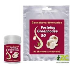 Fortefog Greenhouse SG - česneková dýmovnice 30 g