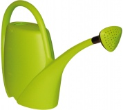 Konev - 2,5 l Spring zelená s kropítkem