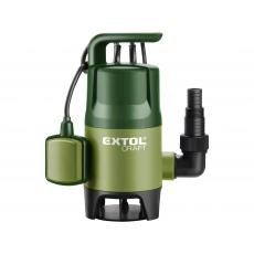 Čerpadlo na znečištěnou vodu 400W 7500l/hod.