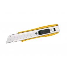 Nůž odlamovací FESTA 18mm ALU
