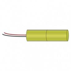 Náhradní baterie do nouzového světla, 2,4V/2000D SC NiMH