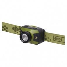 CREE LED čelovka P3539, 330 lm, 200 m, 3× AAA