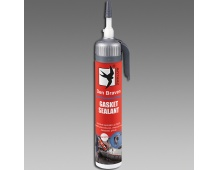 Gasket sealant 310ml Red line černý