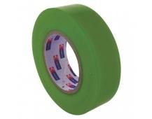 Izolační páska PVC 19mm / 20m zelená - 10ks
