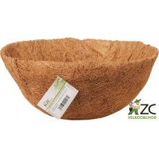 Vložka kokosová 35 cm - do závěsného košíku