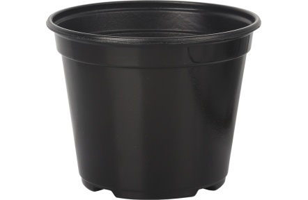 Kontejner Arca 12 cm - černý