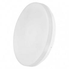 LED přisazené svítidlo TORI, kruhové bílé 24W teplá b., IP54