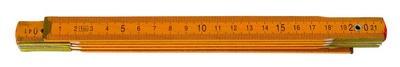 Skládací 2m - dřevo