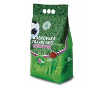 Hřištní 5kg Rožnovská trávní směs