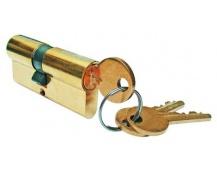 Mosazná vložka zámku 65mm+3klíče