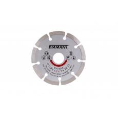 Kotouč diamantový DIAMANT 110x22, 2x2mm segment