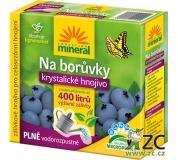 Krystalické hnojivo s lignohumátem - Na borůvky 400 g