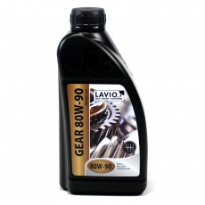 Lavio GEAR 80W-90, API GL-4 gear oil. 1lt