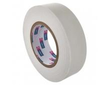 Izolační páska PVC 19mm / 20m bílá - 10ks