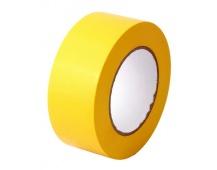 Trasovací páska 50mmx0. 15mmx50m, žlutá