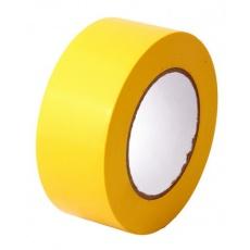 Páska trasovací 50x0. 15mmx50m žlutá