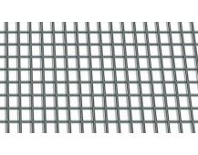 Pletivo čtverec, 50/2. 0x1000x25M pozink