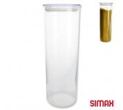 Zásobník sklo+víčko UH 1,8l