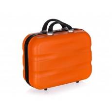 PRETTY UP Kufřík ABS29, vel. 17, oranžový