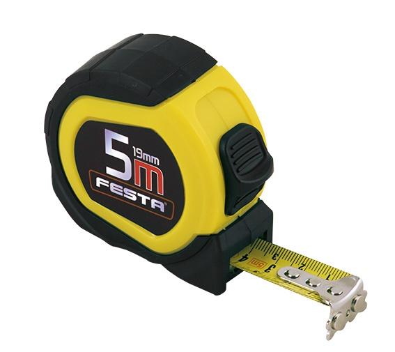 Magnetic 7.5m/25mm guma FESTA