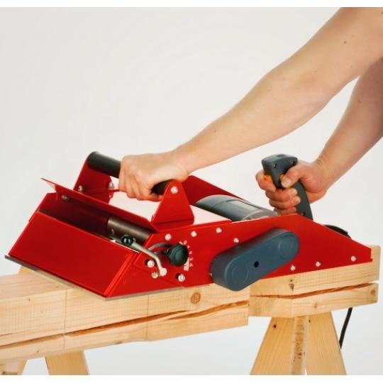 Mikeska ruční elektrický hoblík RH300