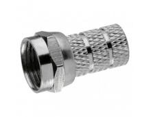 Konektor F vidlice pro koax 3C2V - 10ks