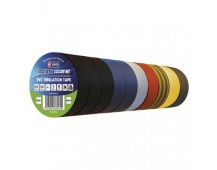 Izolační páska PVC 15mm / 10m barevný mix