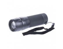 LED ruční svítilna P3899, 300 lm, 4× AAA, fokus