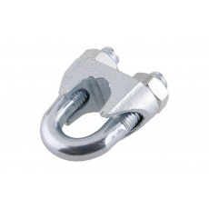 Svěrka lanová 16mm ZN DIN 741