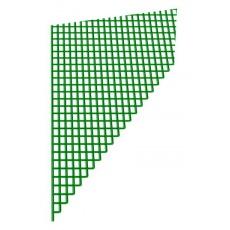 Síť proti hmyzu ocel.  drát zelená 1mx30m
